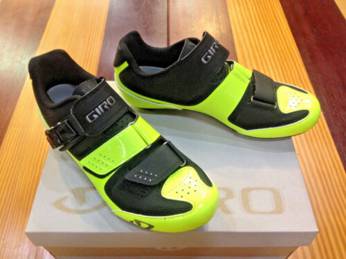 Women/'s Cycling Shoes Highlight Yellow//Black Giro Solara 2