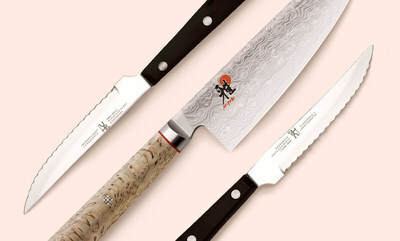 Up to 50% off Miyabi and more.
