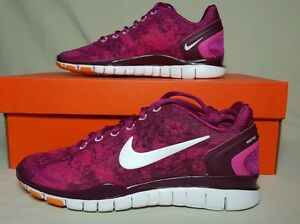 pas mal a9923 22c22 Details about NIKE WOMEN'S FREE TR FIT 2 PRINT MULTIPLE SIZES NEW IN BOX  524893 600