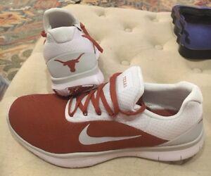 d66902444b027 NWT Mens Nike Free Trainer V7 Texas Longhorns Burnt Orange - AA0881 ...