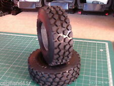 All Terrain Industrial Type Super Single Tyres suits the Tamiya 1/14 RC Trucks