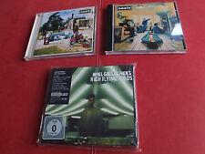 3 x Cd Oasis - Definitely Maybe / Be Here Now // Noel Gallagher's High Flying Bi