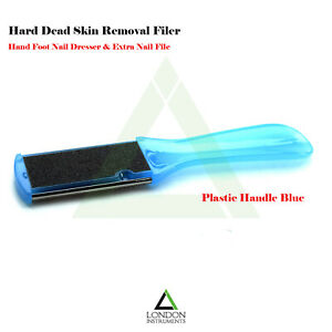 Double-Sided-Pedicure-Nail-File-Podiatry-Hard-Skin-Remover-Foot-Nail-Care-Filer