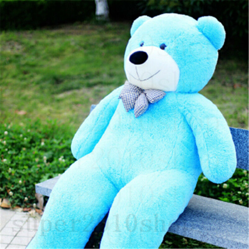 Teddy Bear 72in Giant Stuffed Animals Plush Soft Toys Bellissimo Birthday Gift