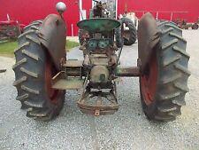 Firestone 136x 38 Field Amp Road F151 Tractor Tires 95 Tread Amp Oliver 70 80 Rims
