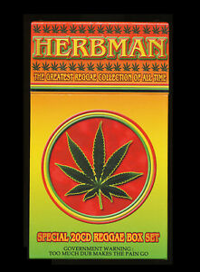 Details about Herbman: The Greatest Reggae Collection Of All Time 20 CD BOX  SET CD *BRAND NEW*