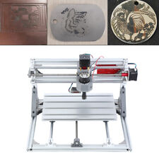 Cnc 3018 Router Kit 3 Axis Mini Engraver Grbl Control Wood Milling Machine