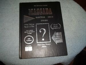 2004-MATCH-AND-SCIENCE-ACADEMY-YEARBOOK-WOODBURY-MN
