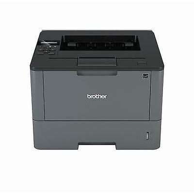 Brother HL-L5000D Laserdrucker s/w A4 Drucker bis zu 40 Seiten/Min. Duplex USB