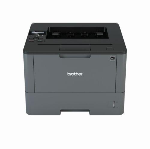1 von 1 - Brother HL-L5000D Laserdrucker s/w A4 Drucker bis zu 40 Seiten/Min. Duplex USB