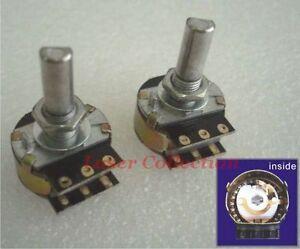 Stepped-Attenuator-Volume-Control-10K-D-Shaft-Hi-Fi-Grade