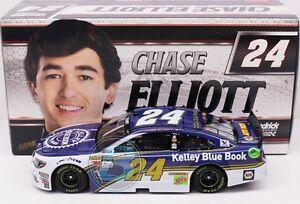 24-CHEVY-NASCAR-2017-KELLEY-BLUE-BOOK-Chase-Elliott-1-24-Lionel
