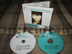 Rare-CD-DVD-Edition-Live-In-Concert-1997-Sarah-Brightman-Time-To-Say-Goodbye