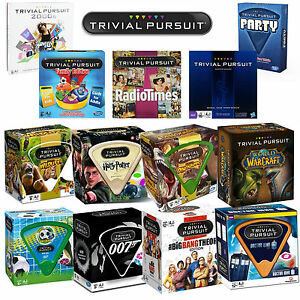 trivial pursuit the worlds meilleur quiz jeu de soci t. Black Bedroom Furniture Sets. Home Design Ideas
