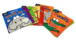 Sue-Graves-Behaviour-Matters-Series-10-Books-Collection-Set-Elephant-Cheetah