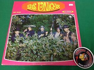 Los-Unicos-Self-Titled-El-Zarape-Latin-Tejano-Vinyl-LP-USED-Piranha-Records