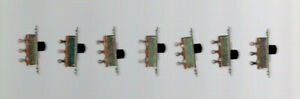 HO-Scale-Lot-of-7-On-Off-Switches