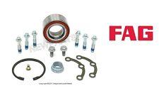 For Mercedes w210 w208 w203 w202 r170 w124 r129 2x Rear Wheel Bearing Kit Fag