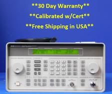 Agilent Hp Keysight 8648c Rf Signal Generator 9 Khz 32 Ghz