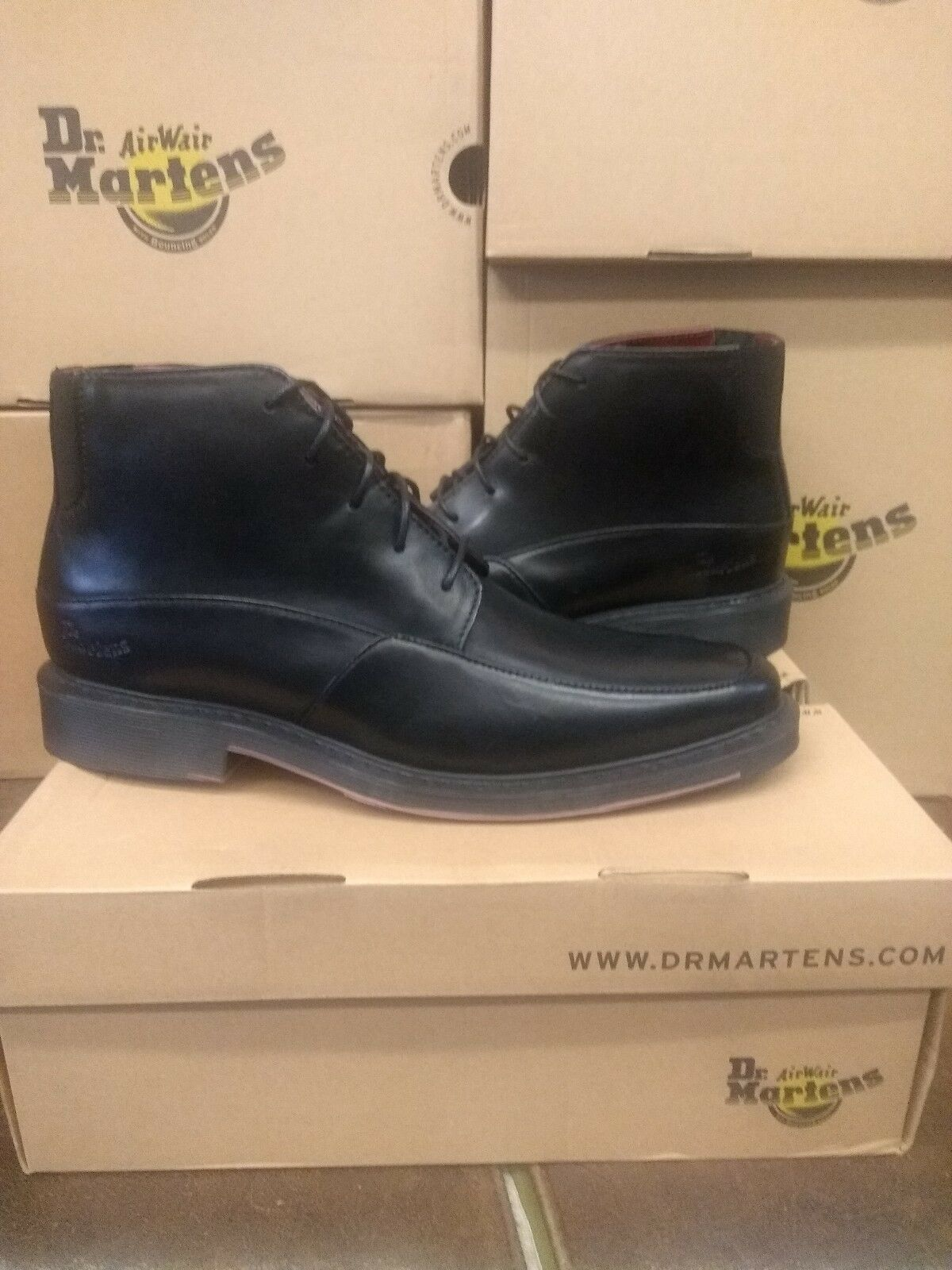 DR MARTENS IC33 MENS LACE UP BOOT SIZE 7