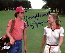 """Cindy Morgan Caddyshack """"Lacey Underall"""" Authentic Signed 8X10 Photo PSA/DNA 6"""