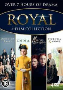 DVD BOX        ROYAL  4 FILM COLLECTION ( NIEUW / SEALED)