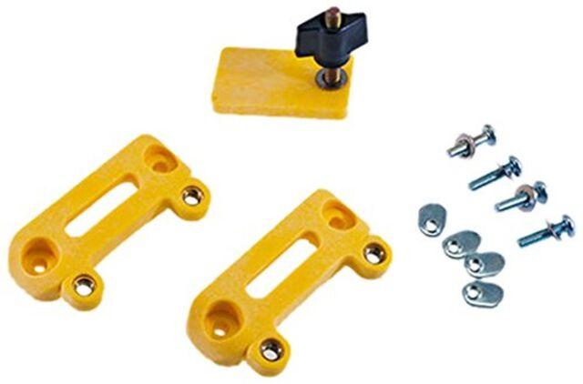GRR-RIPPER 3D Pushblock WoodWork Handle Bridge Kit With Trailing Hook Micro Jig