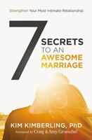 7 Secrets To An Awesome Marriage on sale