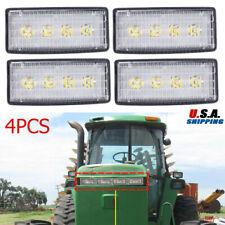 4 Led Front Hood Light Fit For John Deere 50 Series 4050 4250 4450 4650 Usa