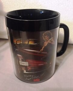 Details about 1988 SNAP-ON TOOLS CALENDAR GIRL KATHY SEP / OCT INSULATED  MUG CUP THERMO-SERV