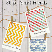 Book: Strip-smart Friends: Quilts For Your Heart And Home