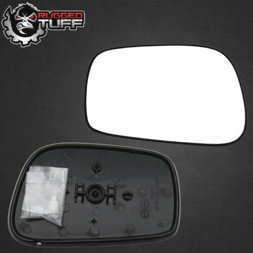 New Driver Side Mirror W Backing Fits 03-08 Pontiac Vibe Toyota Corolla Matrix