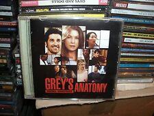 Various Artists - Grey's Anatomy (Original Soundtrack, 2006) TV SOUNDTRACK
