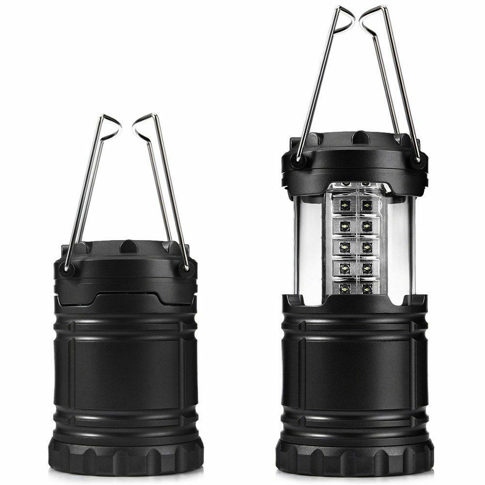 ultra bright portable outdoor led lantern tent hiking camping night light lamp ebay. Black Bedroom Furniture Sets. Home Design Ideas