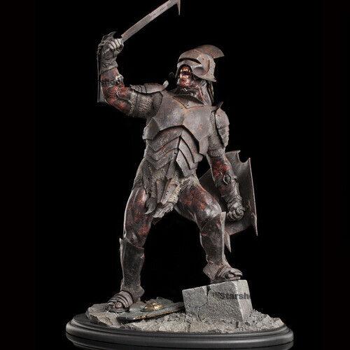LORD OF THE RINGS - Uruk-Hai Swordsman 1 6 Statue Weta