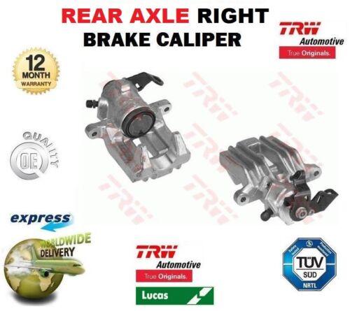 FOR AUDI A3 1.8 T 1.9TDi TT 3.2 VR6 Quattro 1996-2006 REAR RIGHT BRAKE CALIPER