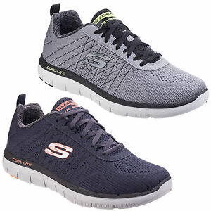 Skechers-Flex-Advantage-2-0-The-Happs-Mens-Memory-Foam-Sports-Trainers-UK6-12