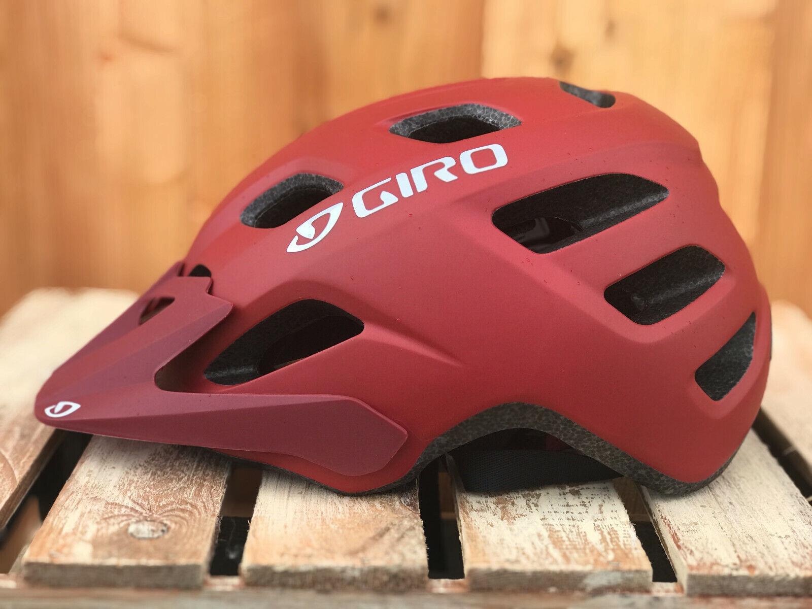 Giro Composto XL Casco MTB Gree Circonferenza Cranica 5865cm Buona