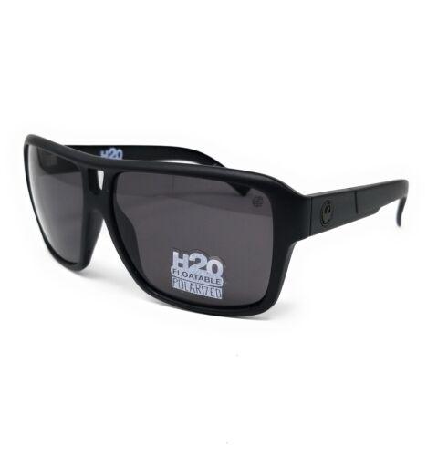 DRAGON Sunglasses THE JAM POLAR 012 Matte H2o Square Unisex 69x10x140