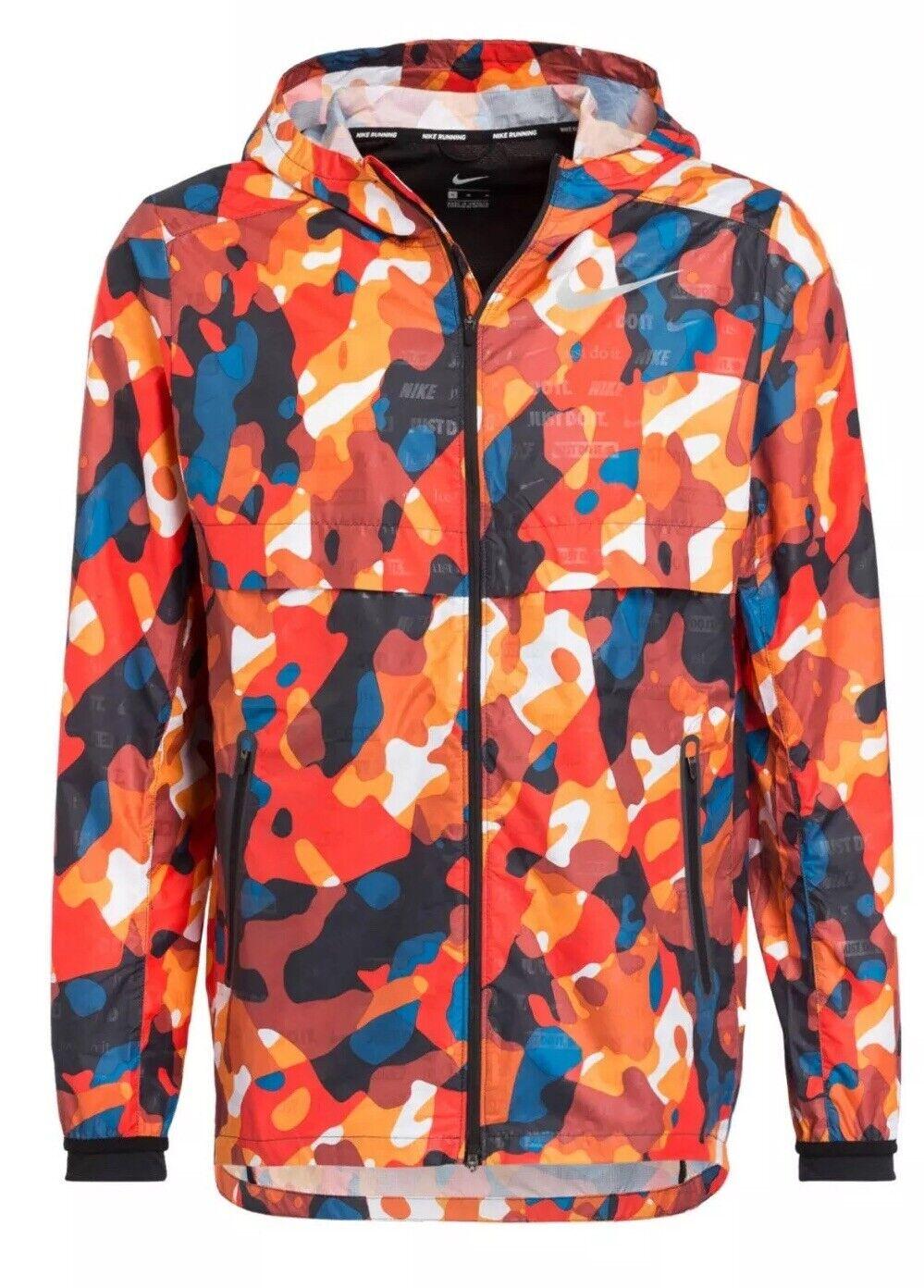 Nike escudo ghost Flash hombres de funcionamiento chaqueta gr.  XL MSRP  120    para mayoristas
