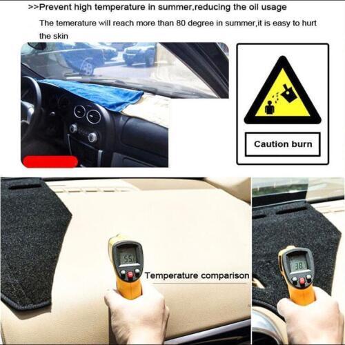 Car Dashboard Dash Mat DashMat Sun Cover Pad 2007-2011 Fit For LEXUS ES350-240