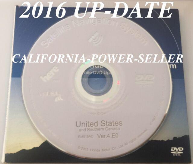 2007 2008 Acura TL TSX RDX MDX GPS Navigation DVD U.S CAN