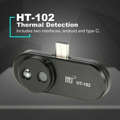 Infrared Thermal Imager HT-102 USB Mobile Phone Thermal Imaging Security Camera