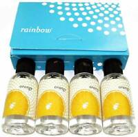 Rainbow Vacuum Cleaner Scents Scented Drops Air Freshener Fragrance Orange
