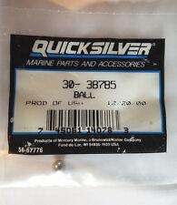 New Old Stock OEM Quicksilver 30- 38785 Mercury Mercruiser Steel BALL