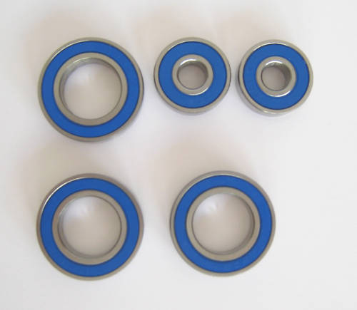 CROSSMAX SLR DISC 09 CERAMIC BALL BEARING REBUILD KIT FRONT AND REAR WHEELS