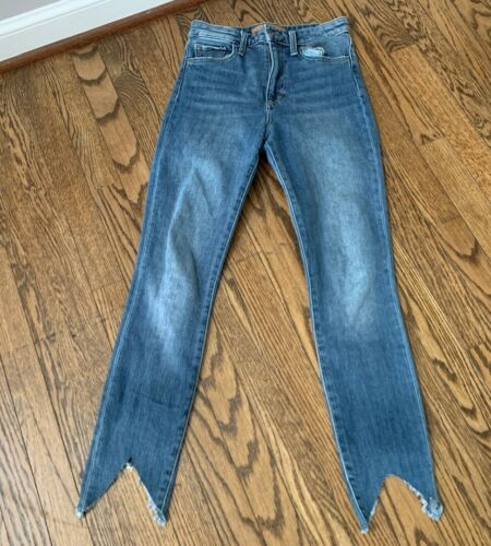 Joe's Jeans The Charlie High Rise Tulip Hem Ankle