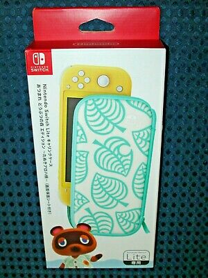 Nintendo Animal Crossing New Horizons Switch Lite Carrying Case Pouch Bag Japan Ebay