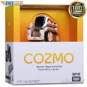 Takara-Tomy-Cozmo-Ai-Artificial-Intelligence-Pequeno-Robot-Genuino-de-Japon-F