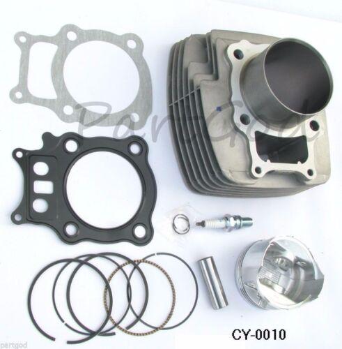 Cylinder Piston Pin Ring Gasket Kit Set For Honda Rancher TRX 350 2000-2006  E1